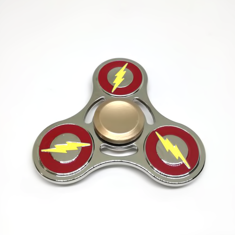 Bolt Metal Body Spinner in Silver