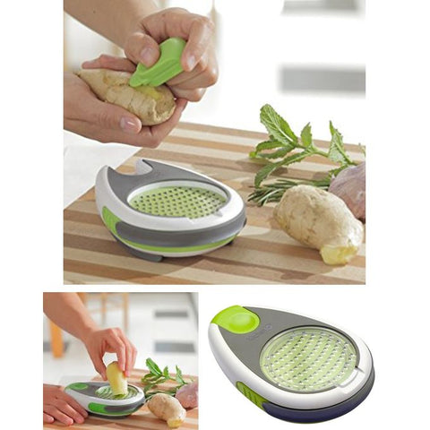 Ginger Grater Tool 4 in 1 - Amazing Kitchen Tool