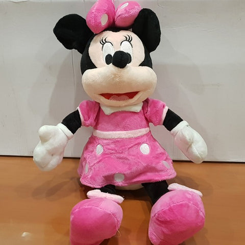 Soft Stuffed Minnie Mouse