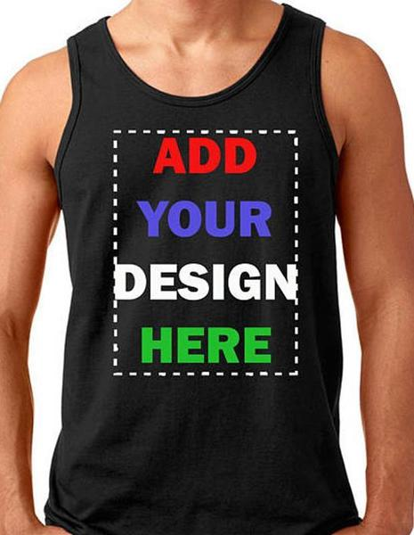 Design Your Own Tank Top
