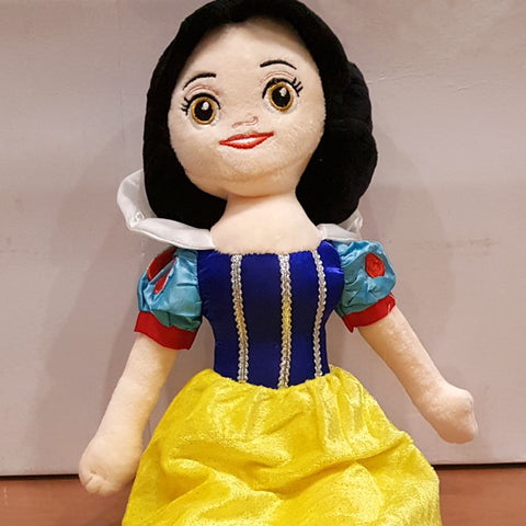 Soft Stuffed Princess Snow White Figure