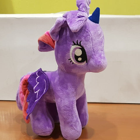 Soft Stuffed Twilight Sparkle Pony Figure