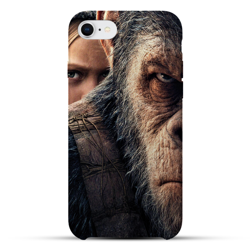 War for the Planet of the Apes Mobile Cover