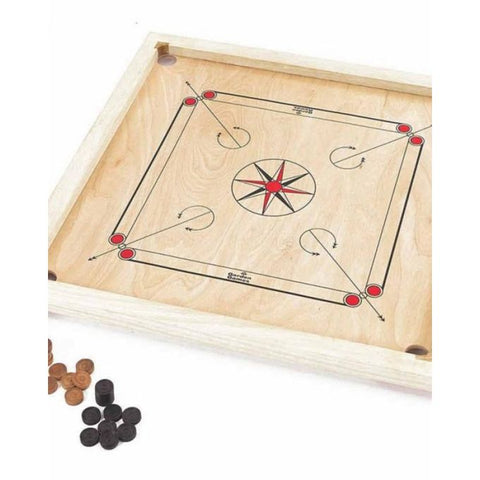 Wooden Carrom Board-Large