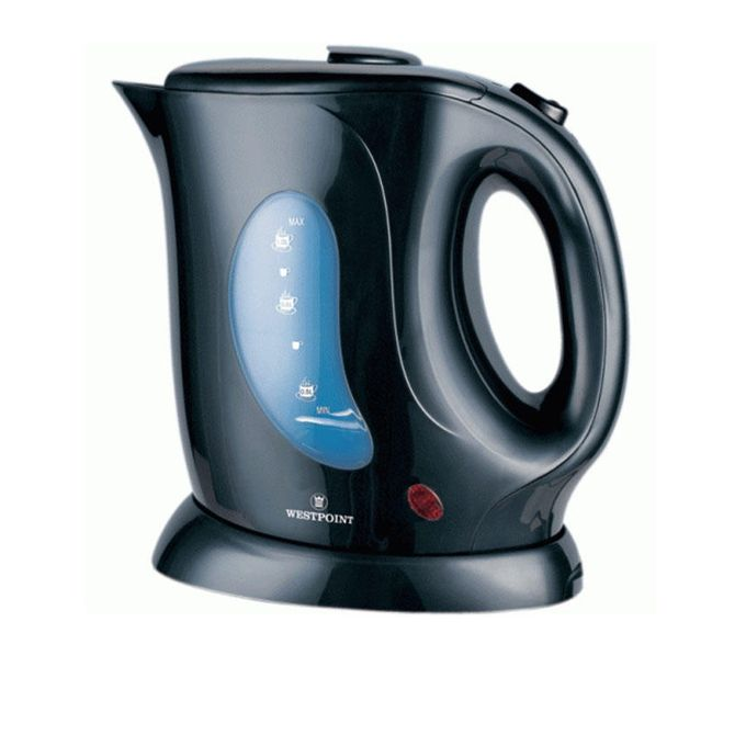 Westpoint Official WF-1109 - Electric Tea Kettle - Black