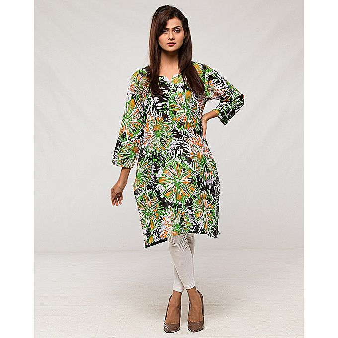 FC Lawn Kurta Printed for Women