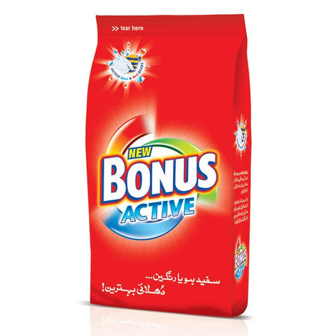Bonus Active Washing Powder 1000 Gm