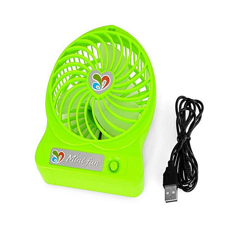 Mini USB Charging Fan