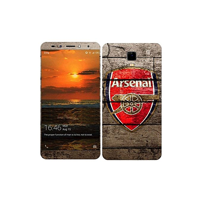 Custom Design Arsenal Mobile Skin