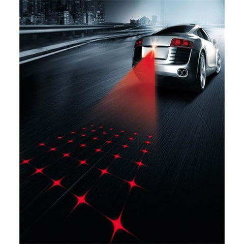 Anti-Fog Star Car Laser Light