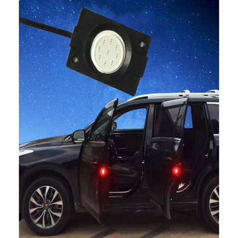 Car Door LED Laser Ghost Shadow Projector Pair