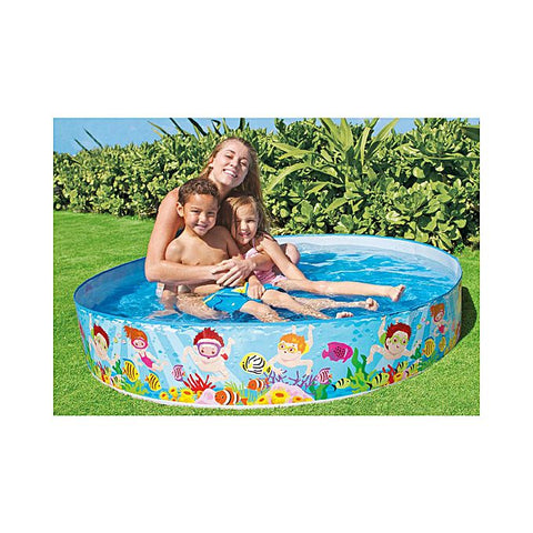 Underwater Thematic Pool For Kids
