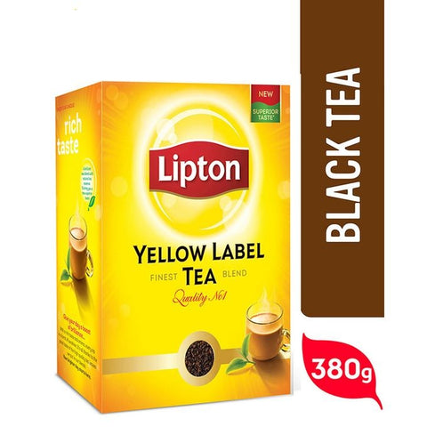 Lipton Yellow Label Tea 380 g