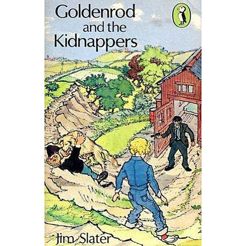 Goldenrod And The Kidnappers