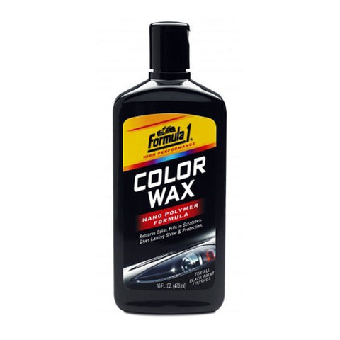 Color Wax For Car