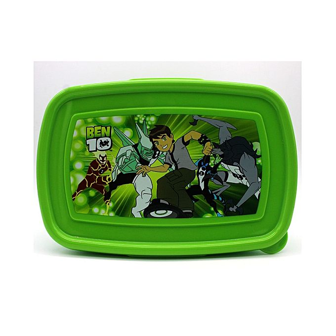Lunch Box Ben 10 - Green