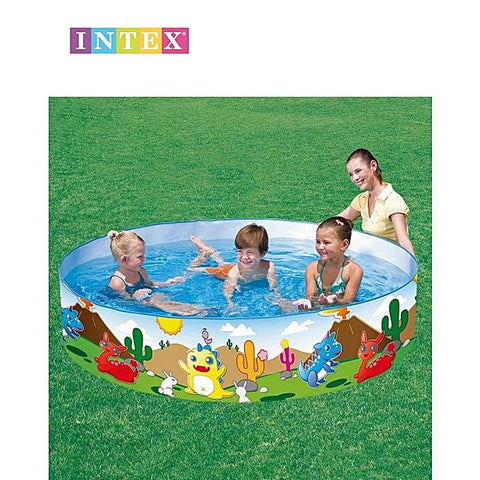 Intex Snapset Pool Bath Tub - Blue