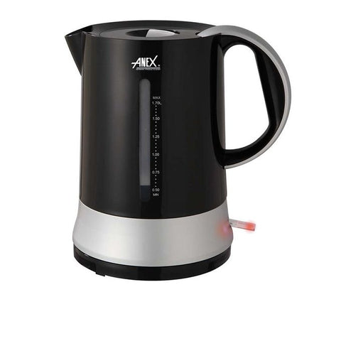 Anex Electric Kettle AG-4027 - 1.7Ltr - Black