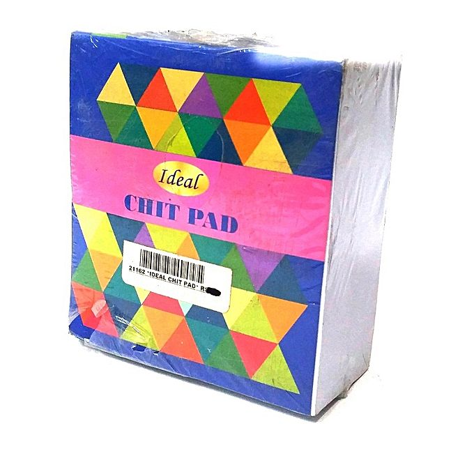 Trading High Quality Chit Pad 500 Sheets