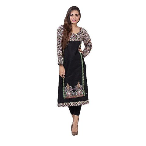 FC Mercerized Lawn Embroidery Kurta for Women