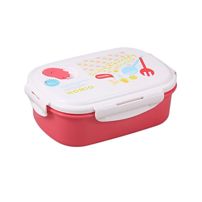 Foodies Lunch Box 950 ml - Pink