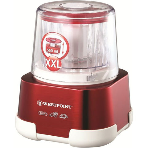 Westpoint WF-1060 - Chopper - 750 Watts - Red