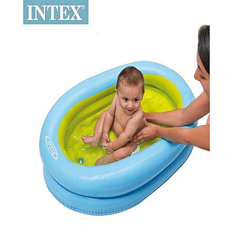 Intex Baby Bath Tub Set Little Square Pool