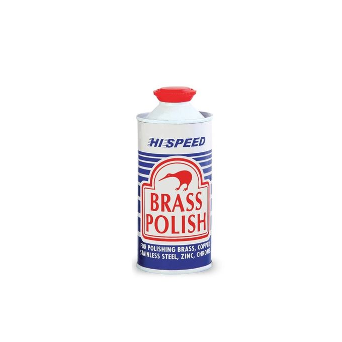 Car Brass Polish