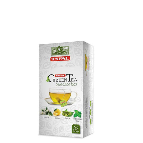 Tapal Green Tea Selection Pack 48 gm (40 Tea Bags)