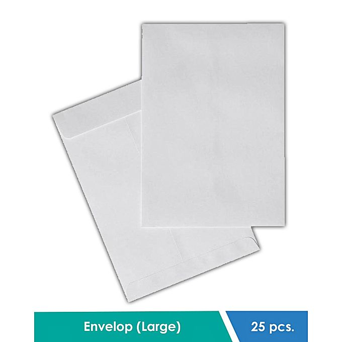 White Envelope - Large