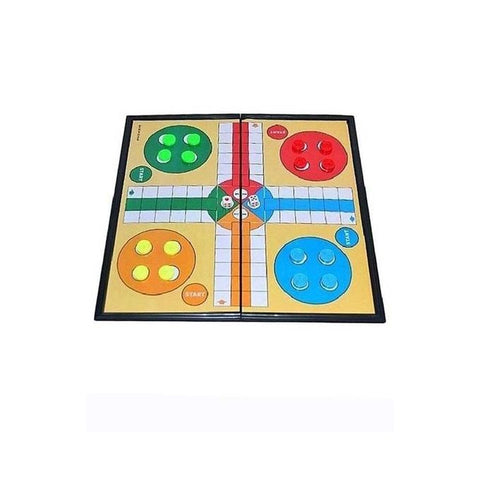 Indoor Magnetic Ludo - Small