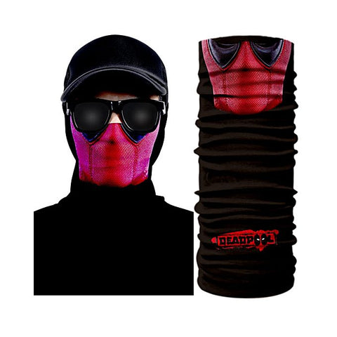 3D Pink Creative Face Mask Bandana