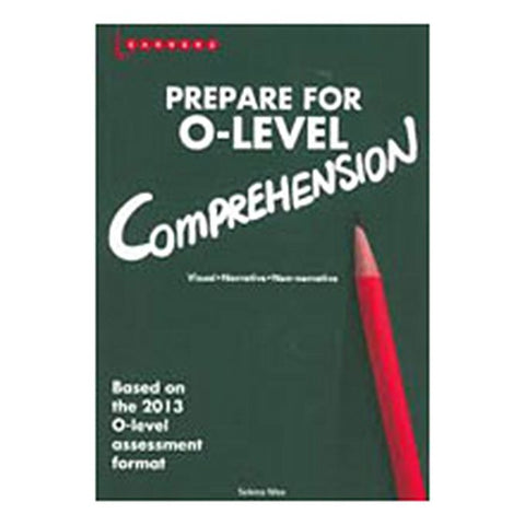 Prepare For O-Level: Comprehension
