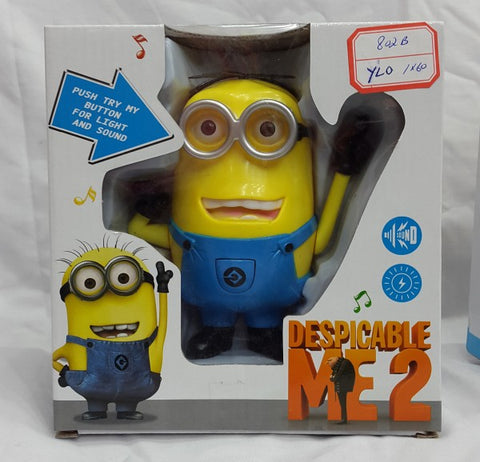 Despicable Me 2 Minion with Light & Sound