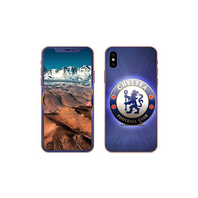 Custom Design Chelsea FC Mobile Skin