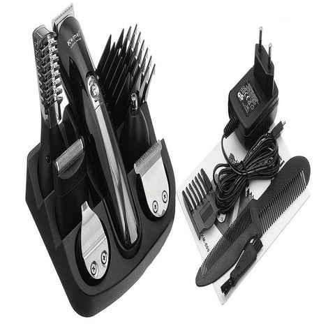 KM-600 - Rechargeable Personal Care Super Grooming Kit