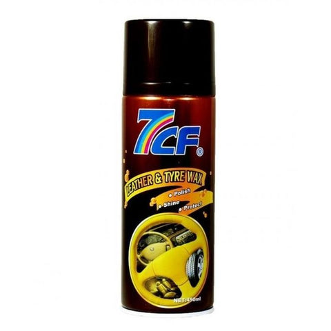 Car Leather and Tyre Wax