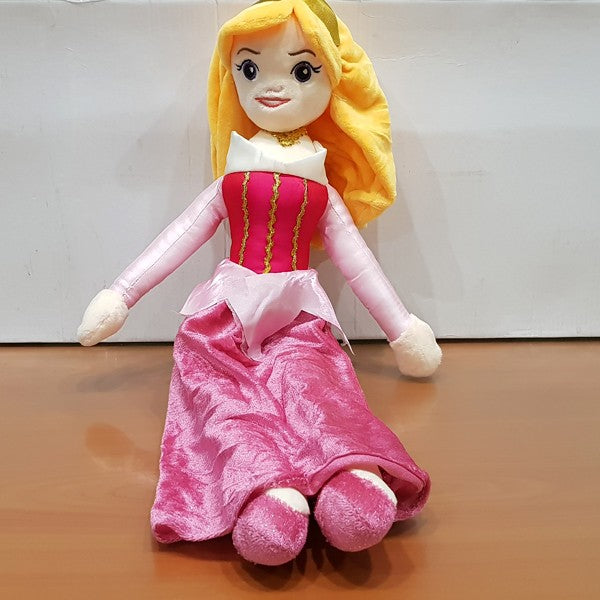 Soft Stuffed Princess Aurora Figure