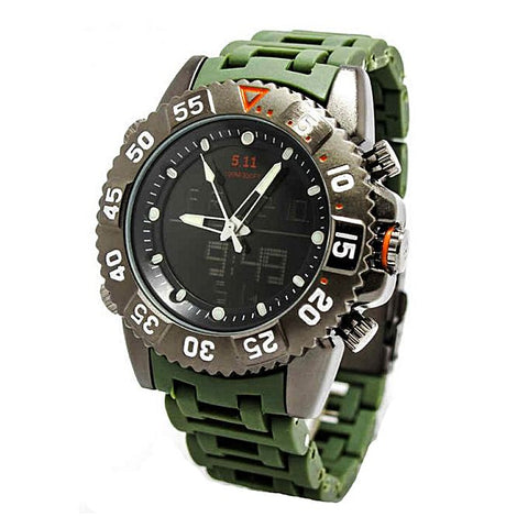 Green Dual Time 511 Tactic