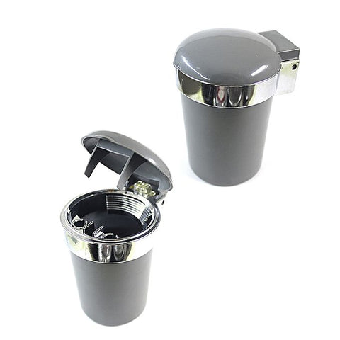 Chrome Strip Cup Holder - Ashtray