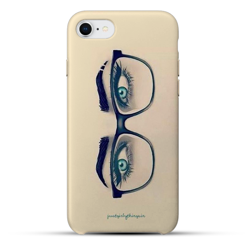 Eyes Art Silicon Mobile Cover