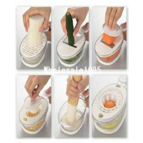 Kitchen Multifunction Slicer Set