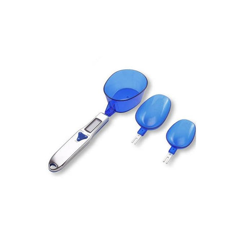 Pack of 3 - Digital Measuring Spoons for Kitchen