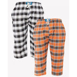 Pack of 2 Multicolor Cotton Shorts for Men
