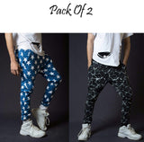 Pack of 2 Trousers for Men