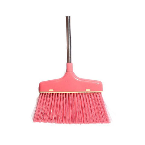 Broom and Dustpan With Stainless Steel Handle