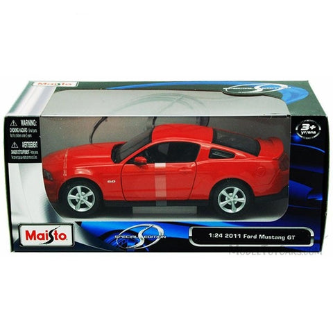 Ford Mustang GT Sports Car Toy