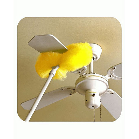 Fan Duster - Yellow