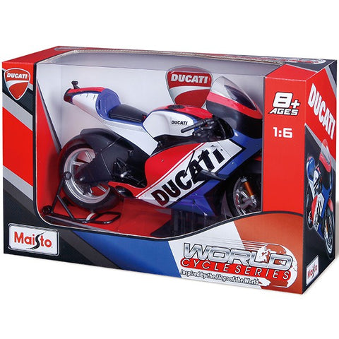 Ducati France World Cycle Series Toy
