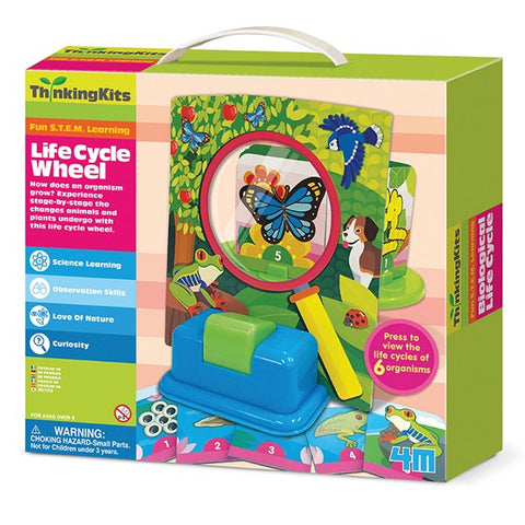 Thinking Kits Life Cycle Wheel for Kids